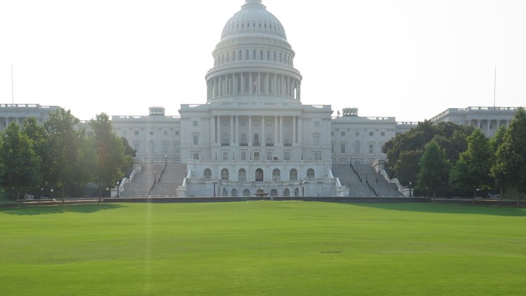 Fencing around US Capitol returns, USCP requests National Guard support ahead of Sept. 18 rally