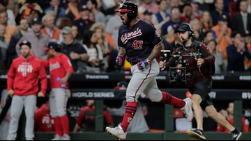 Washington rallies 6-2 over Houston to win first World Series since DC move