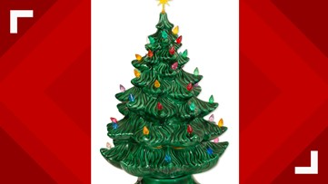 That dusty ceramic Christmas tree in your attic could be worth big money