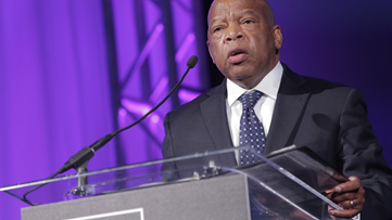 'Clean bill of health' | U.S. Rep. John Lewis released from hospital