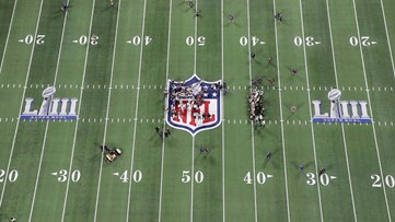 Did the Super Bowl just glitch and go off air?