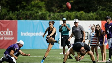 NFL team offered soccer star Carli Lloyd to play in preseason, trainer says